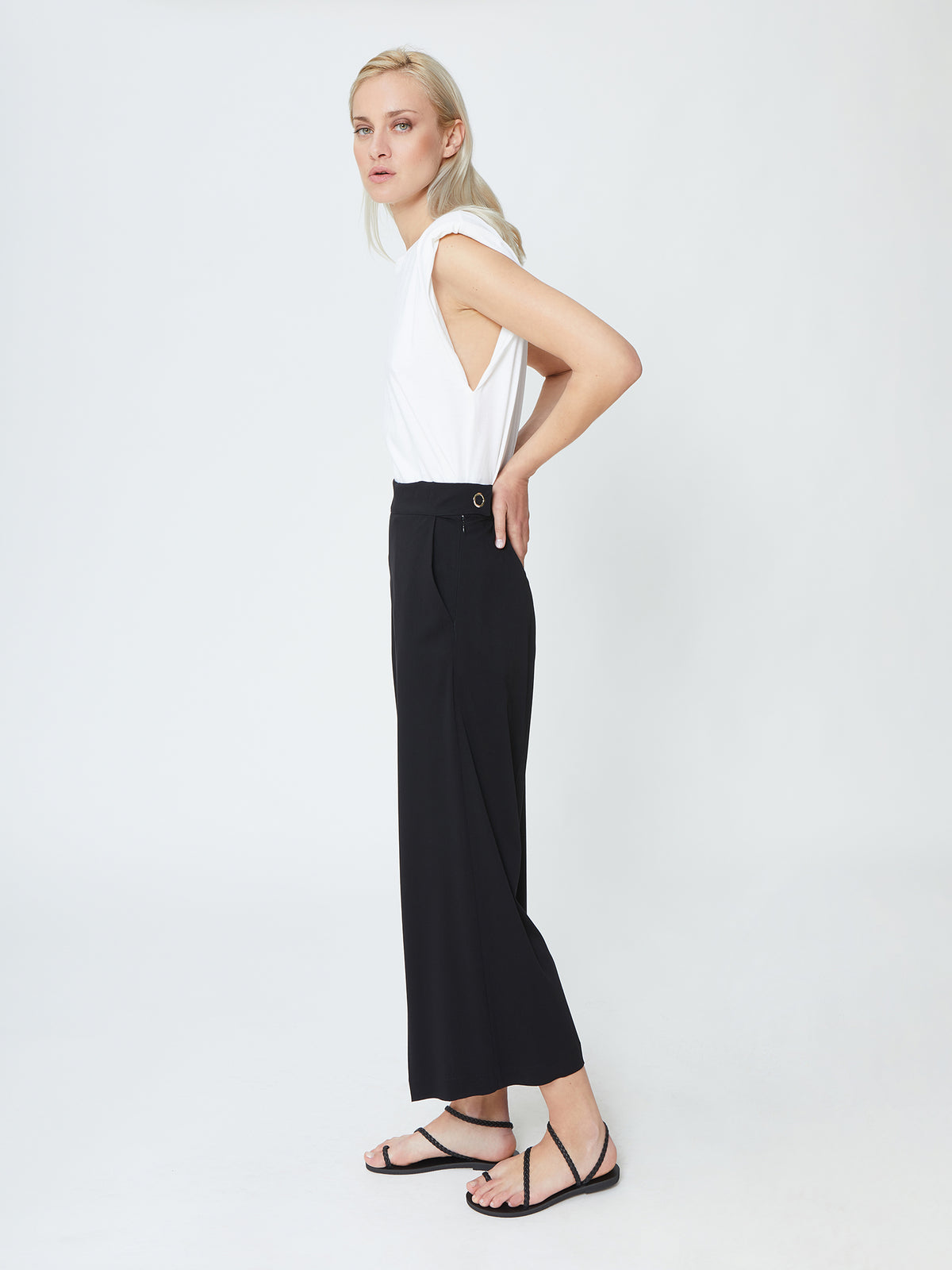 Bruna Pants - Black