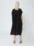 Pallisades Dress - Black