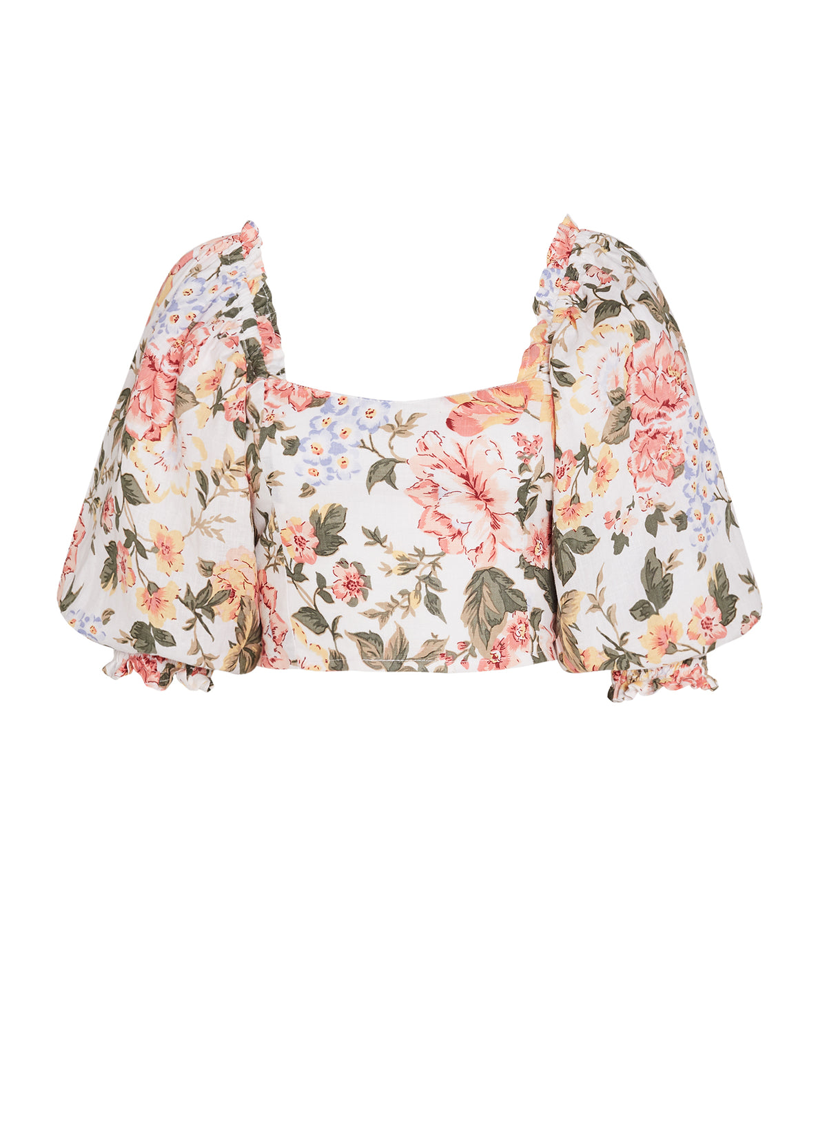 Faithfull The Brand - Pietra Top Teatro | Floral Print