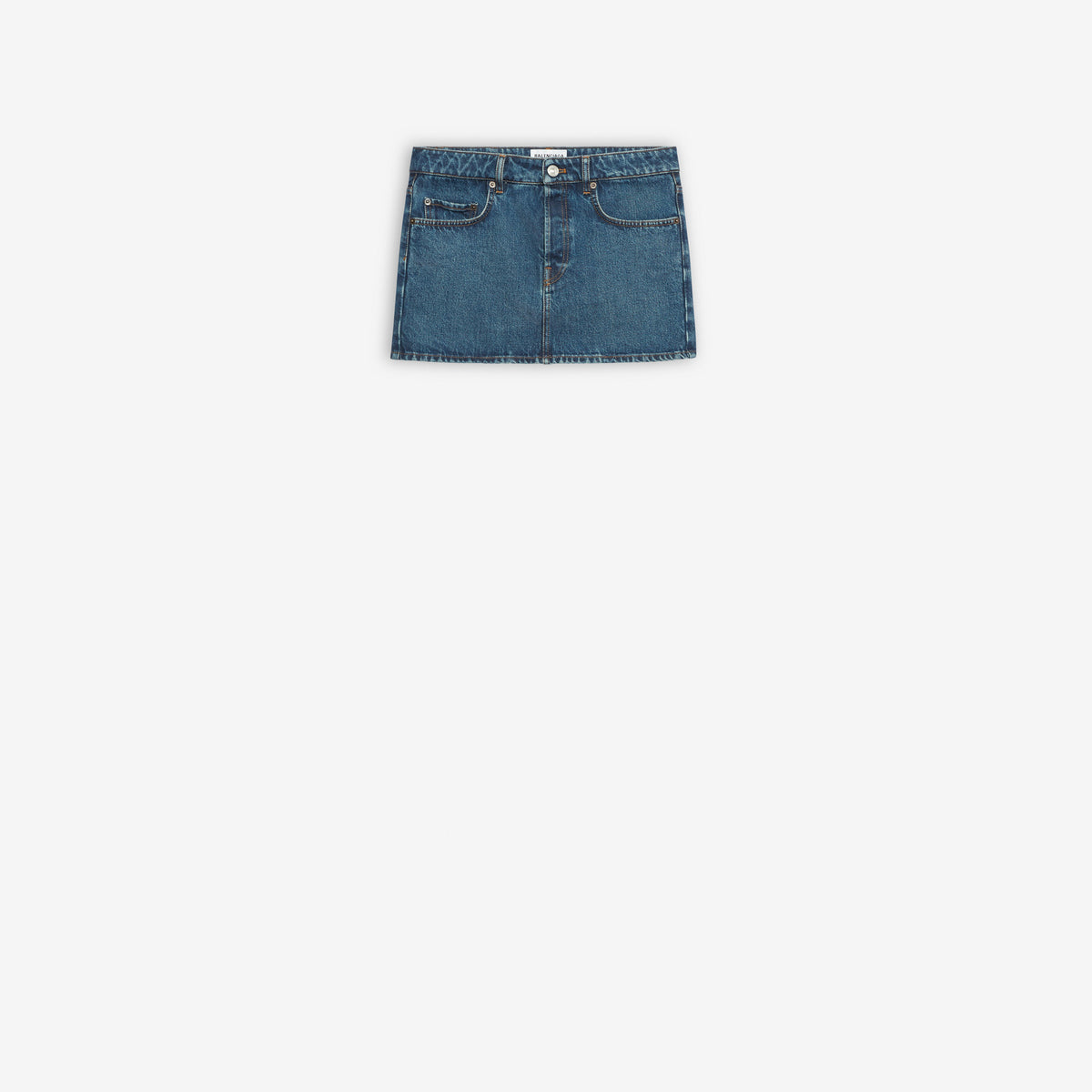 BALENCIAGA - Low Waist Mini Skirt | Daddy Wash