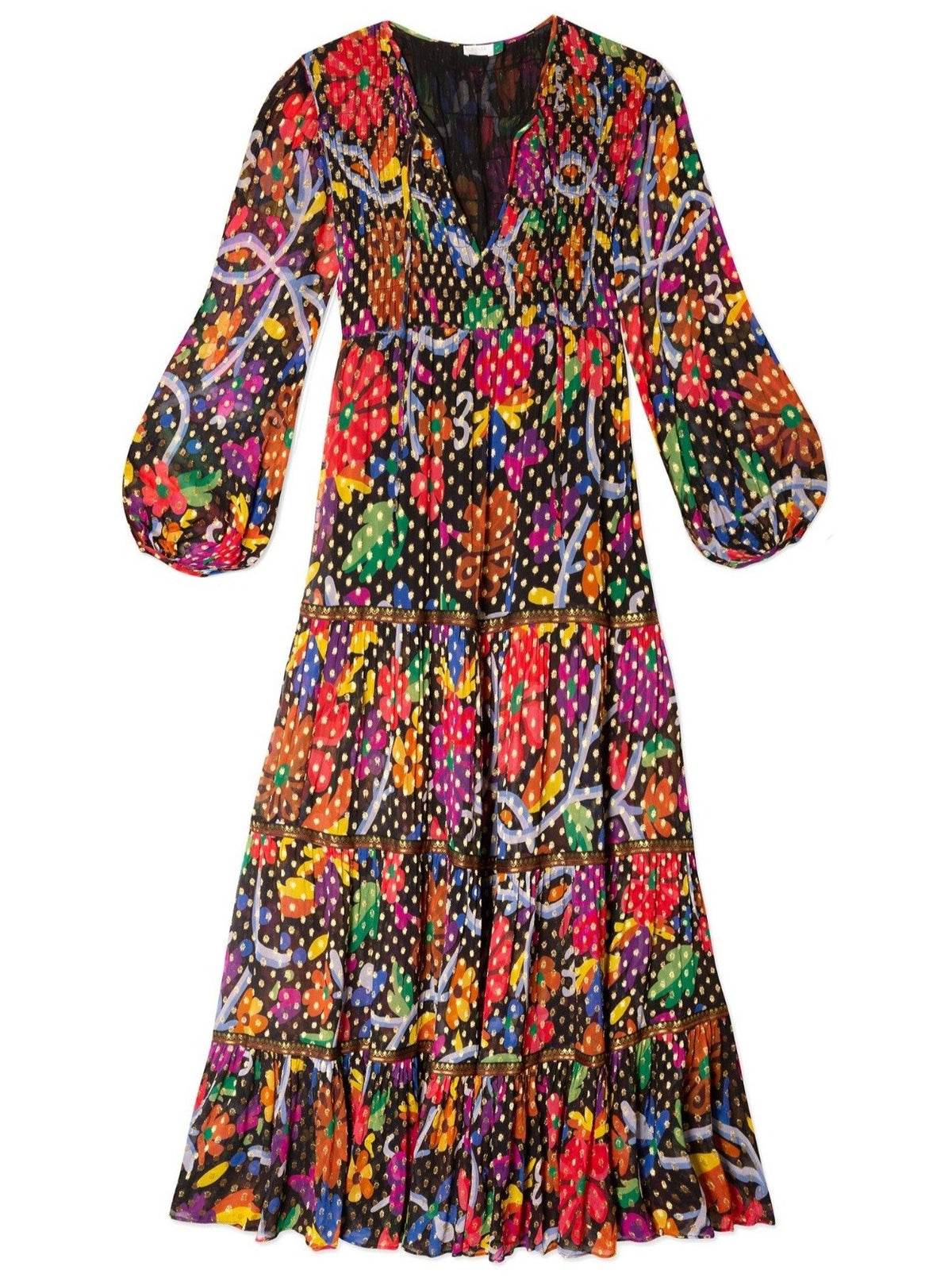 Lori Dress - Multi