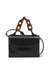 Leather Belt Bag- Black