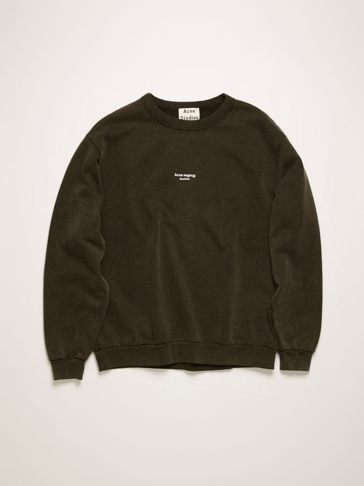 Fierre Stamp Sweatshirt - Black