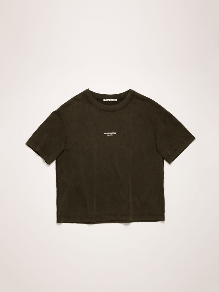 Edie Stamp T-Shirt - Black