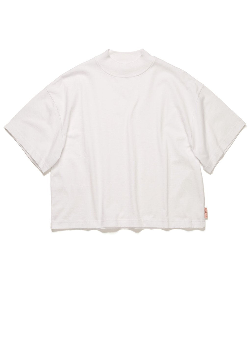 Acne Studios - Emirka Pink Label T-Shirt | Optic White