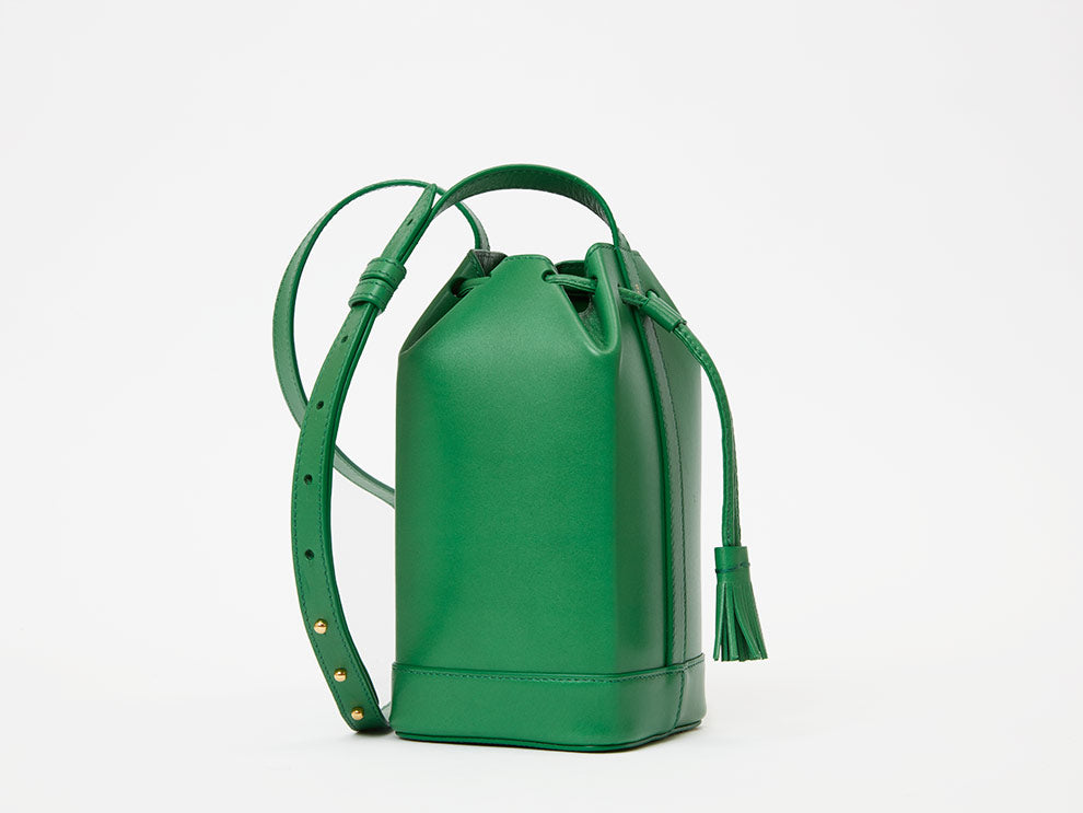 Box Bag Green