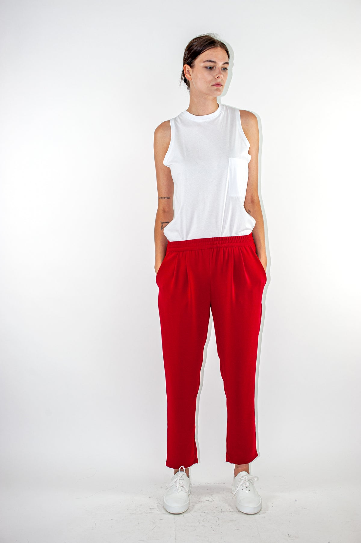 Che Pants | Red