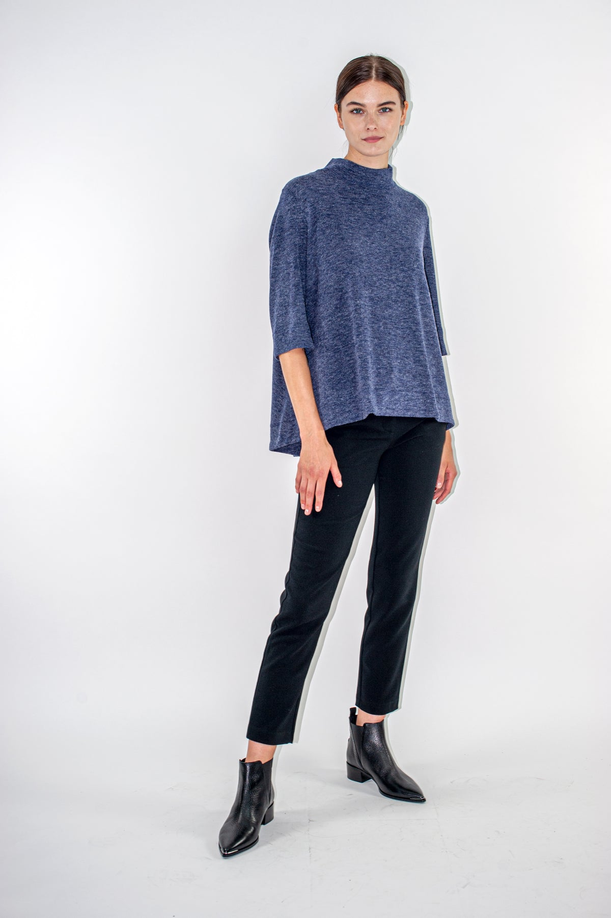Apolinaire Top | Blue