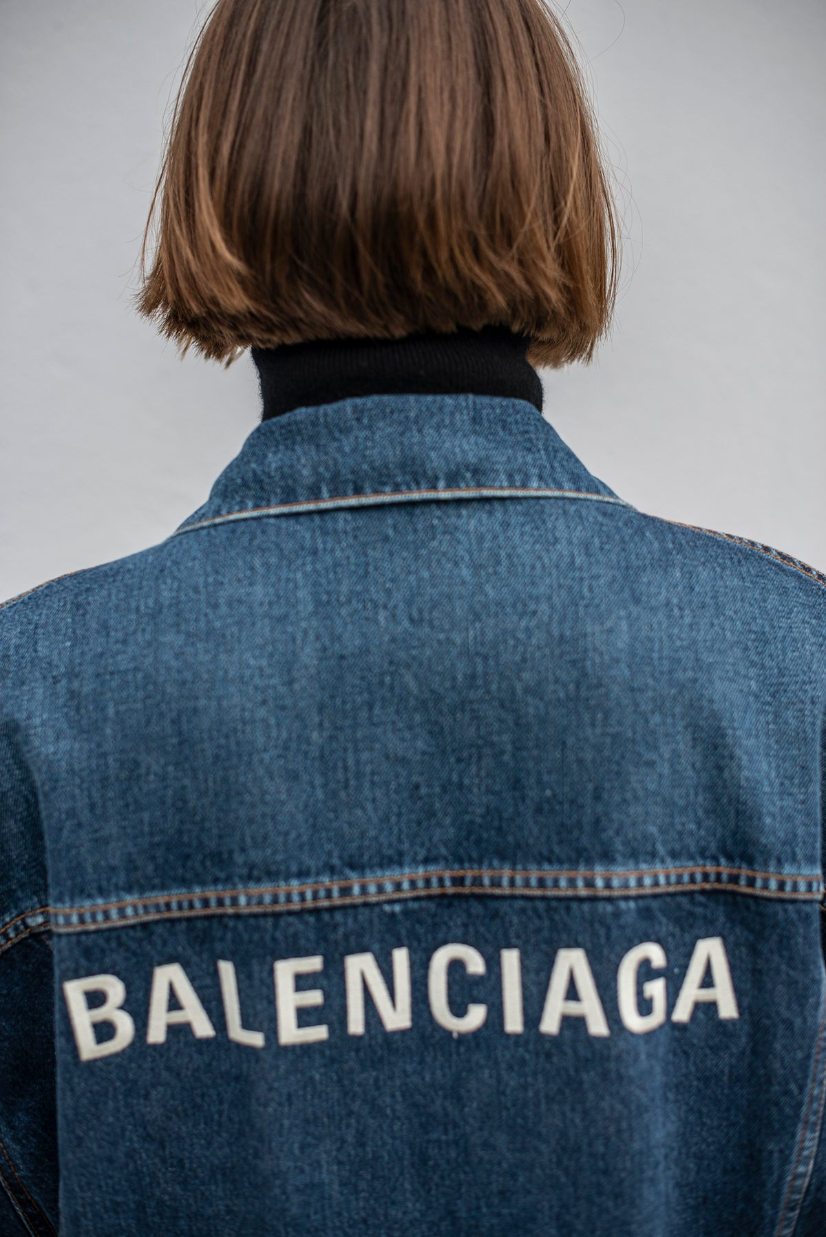 BALENCIAGA - Large Fit Jacket | Daddy Wash