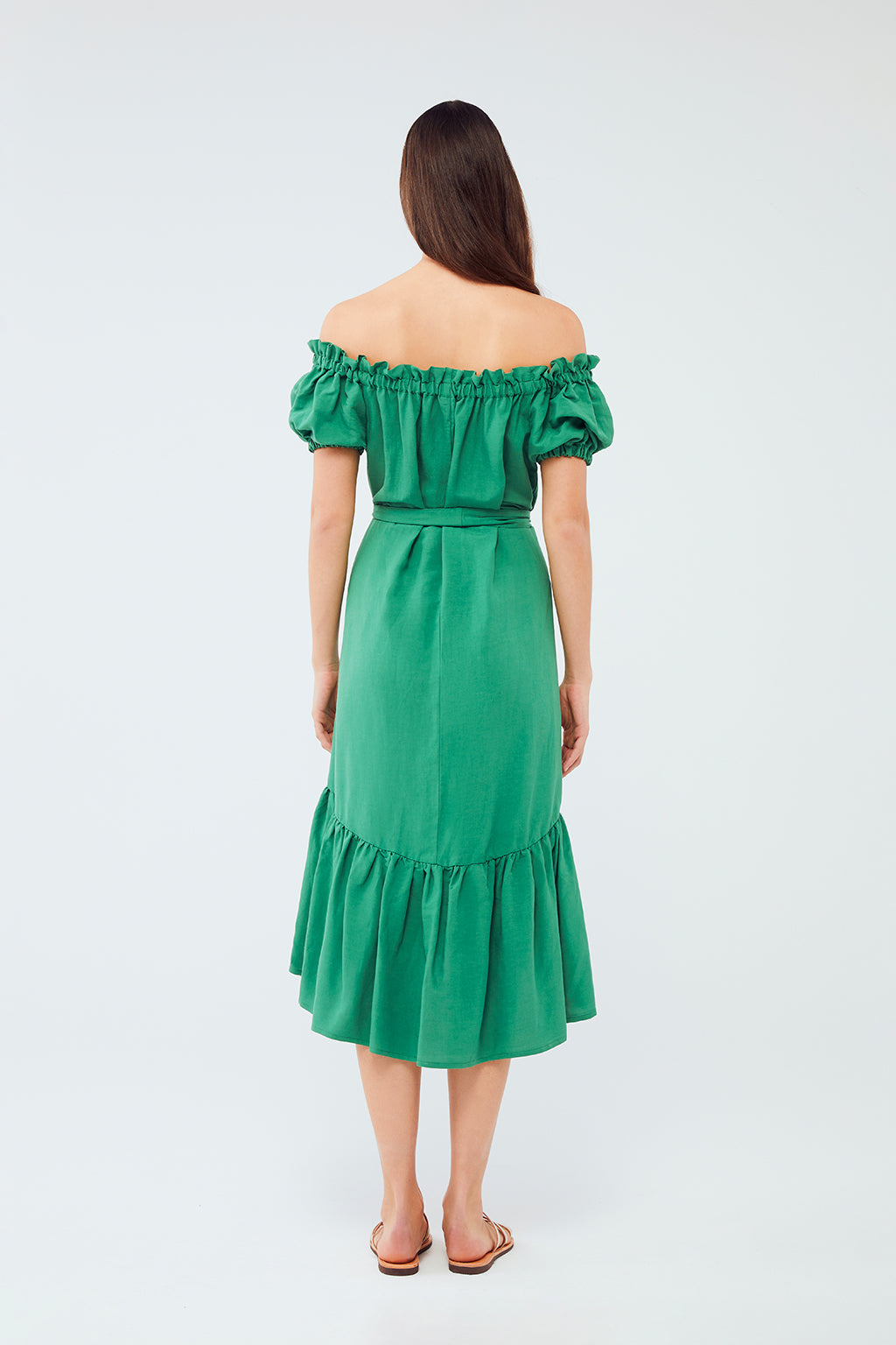 Wildwood - Gueliz Dress | Green