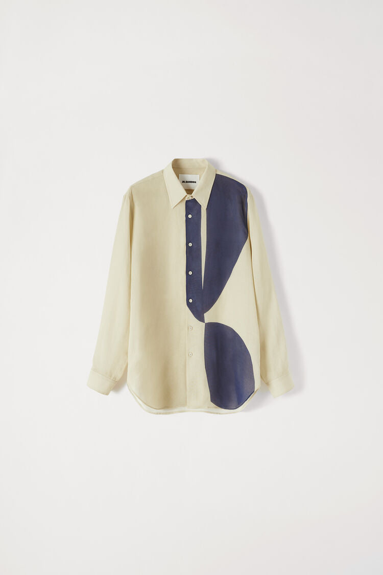 Jil Sander - Audric Men's Shirt - Open White
