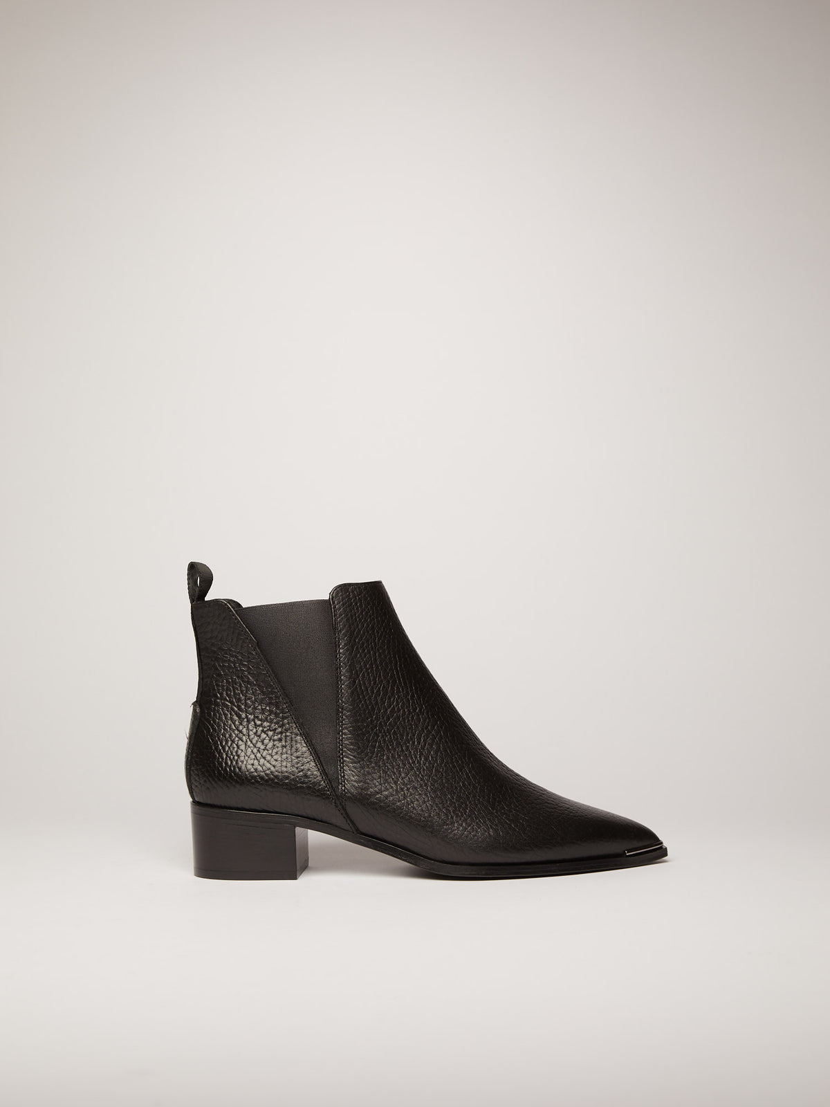 Jensen Grain Boots | Black