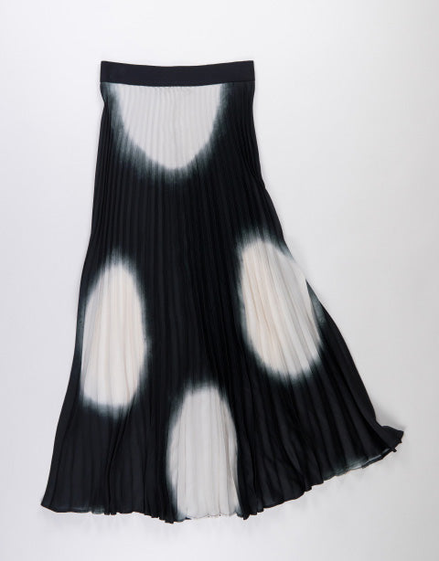 Maria Calderara - Swish Skirt | Black & White
