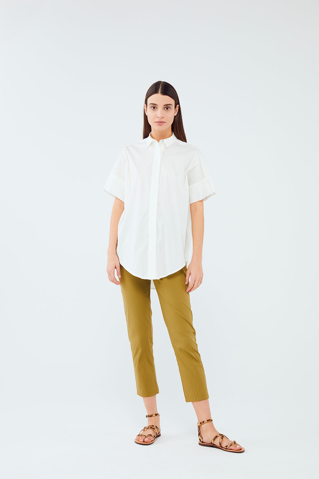 Wildwood - Locanda Shirt | White