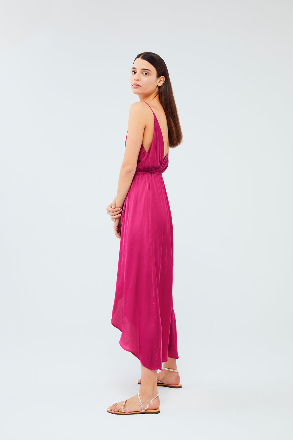 Wildwood - Orchid Dress | Magenda
