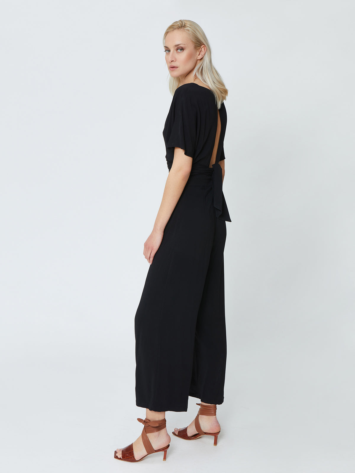 Wildwood - Peace Jumpsuit - Black