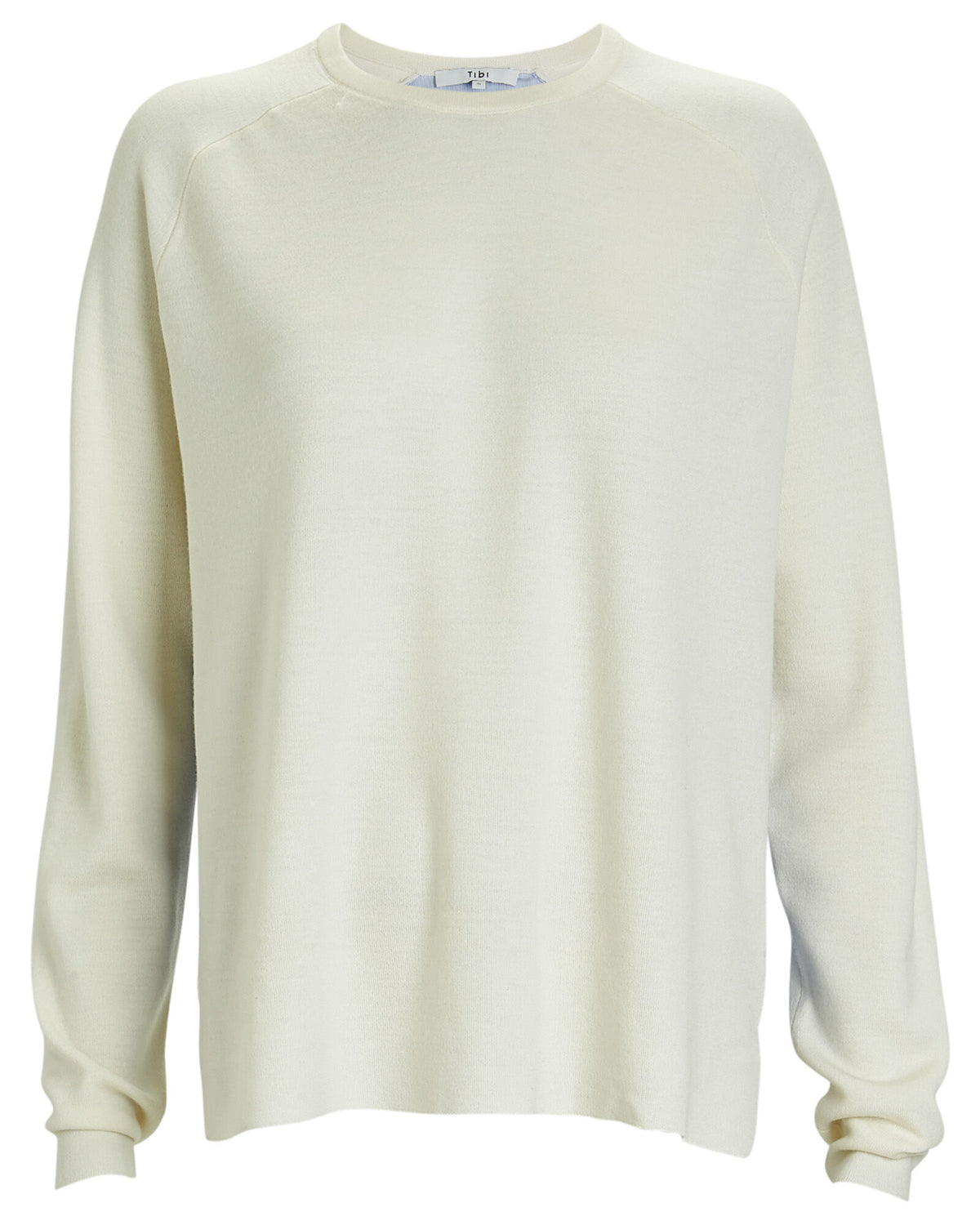 Crewneck Pullover - Ivory
