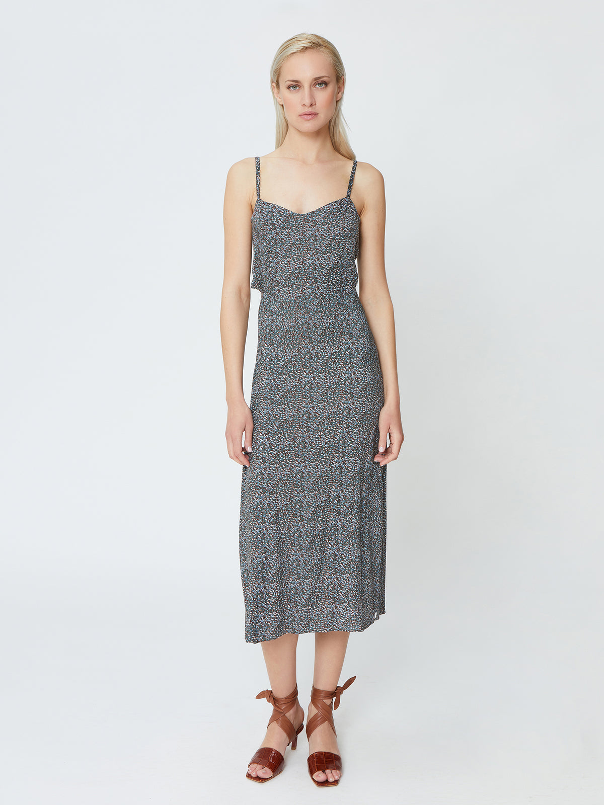Sirius Dress - Khaki