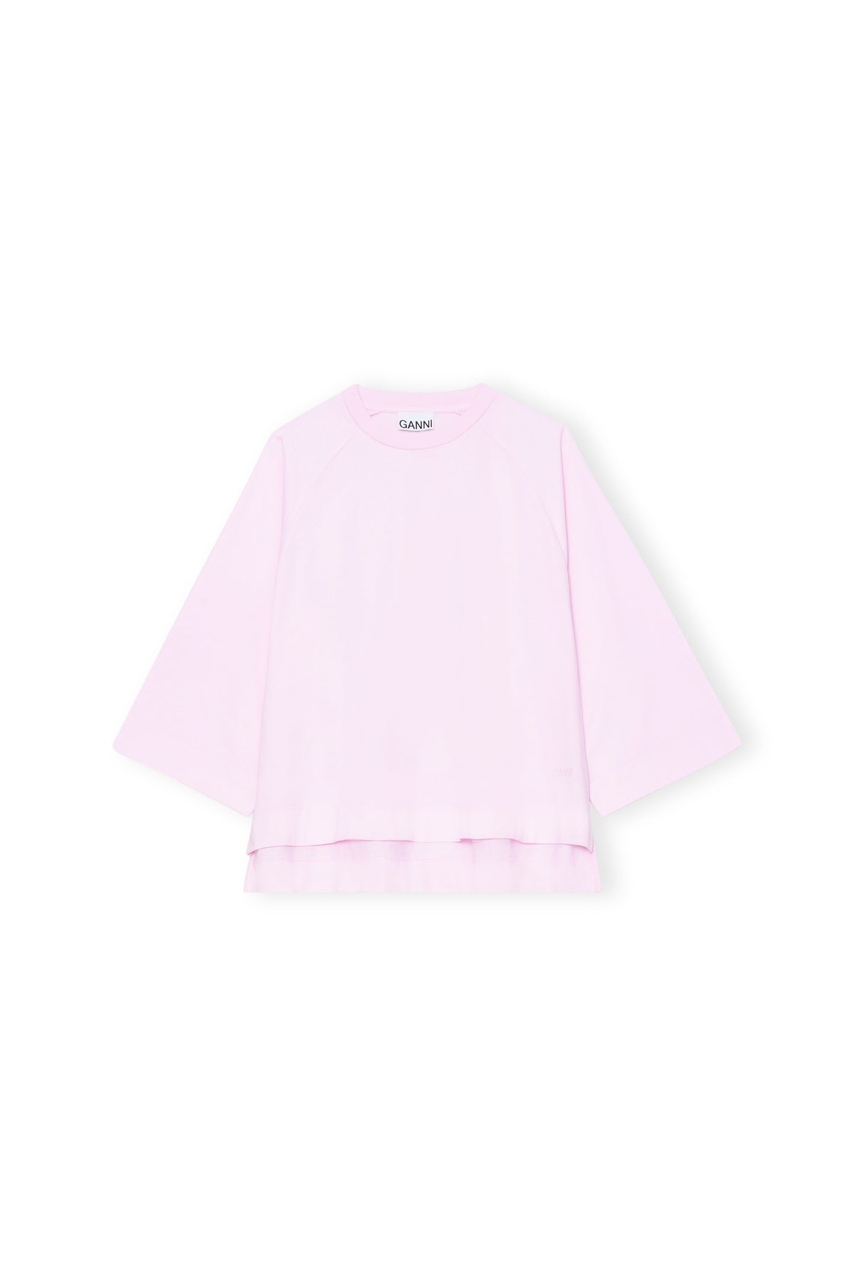 Oversized T-shirt | Pale Lilac