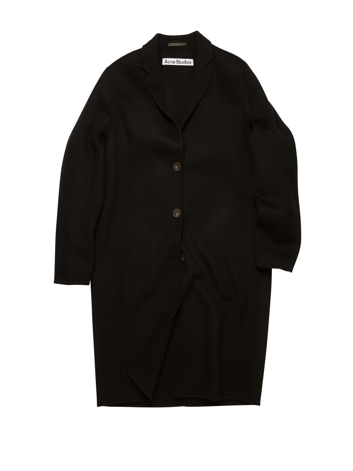 Acne Studios - Avalon Double Coat | Black