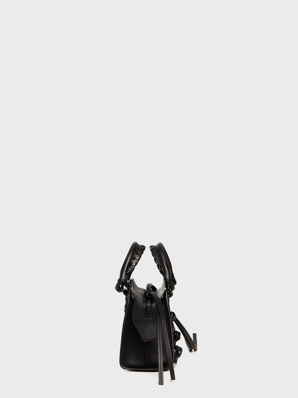 BALENCIAGA - Neo Classic City Nano Bag | Black