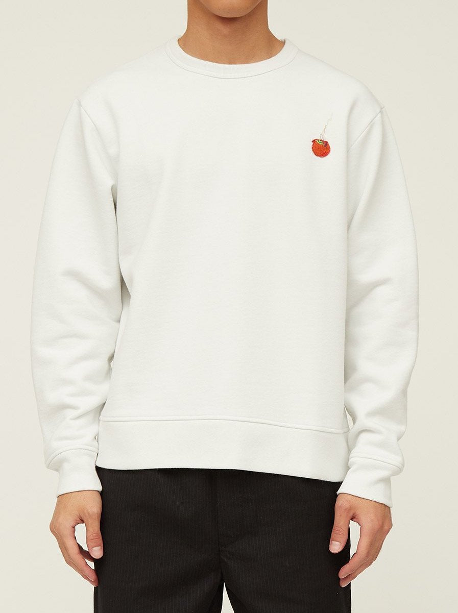 Fate Fruit Sweatshirt - Optic White