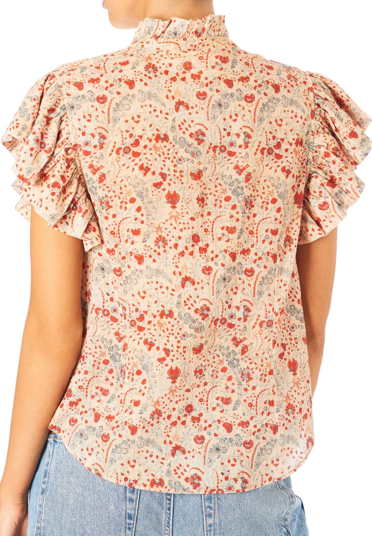Kelby Print Top - Multi