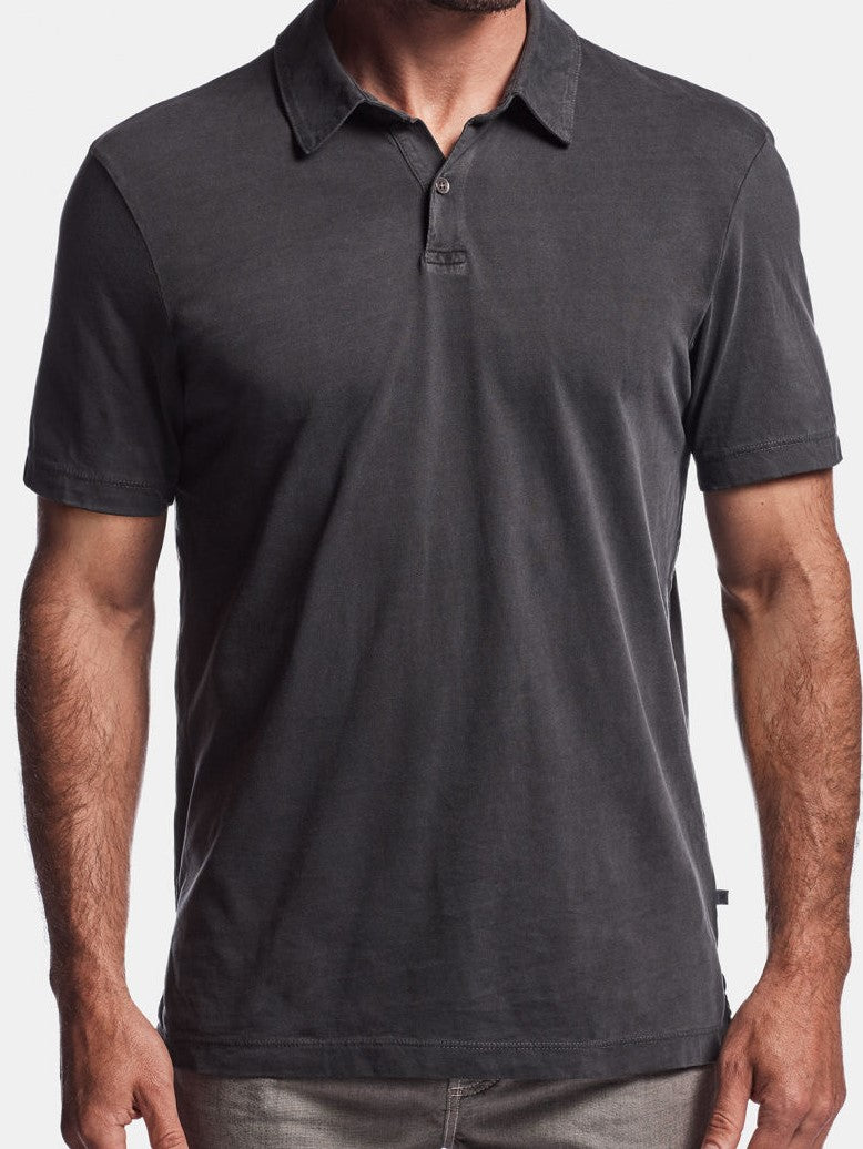 Revised Standard Polo  - Carbon