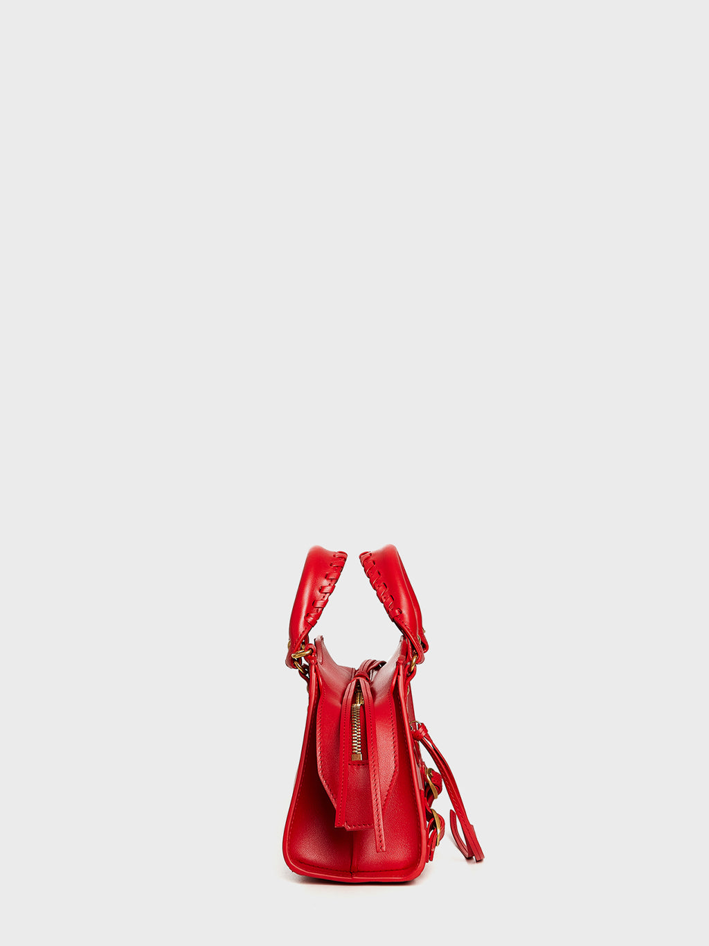 BALENCIAGA - Neo Classic City Mini Bag | Red