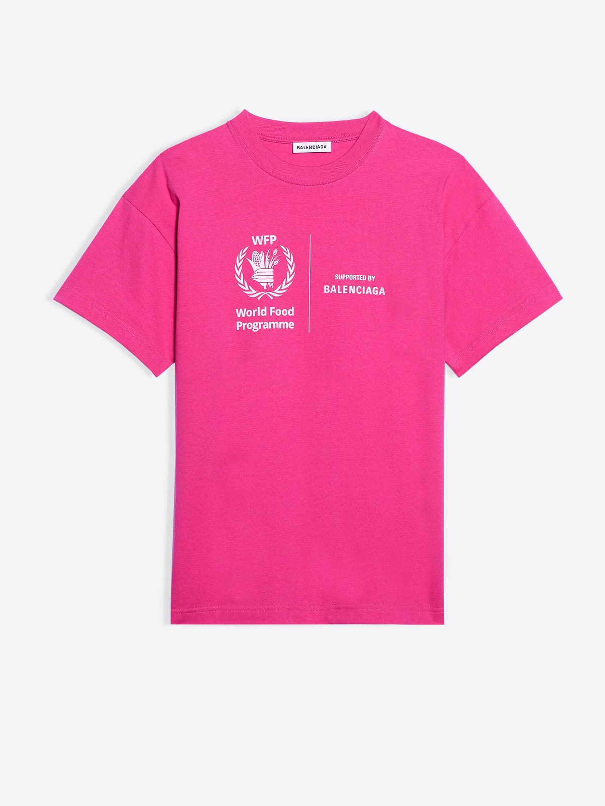 WFP Medium T-Shirt - PINK