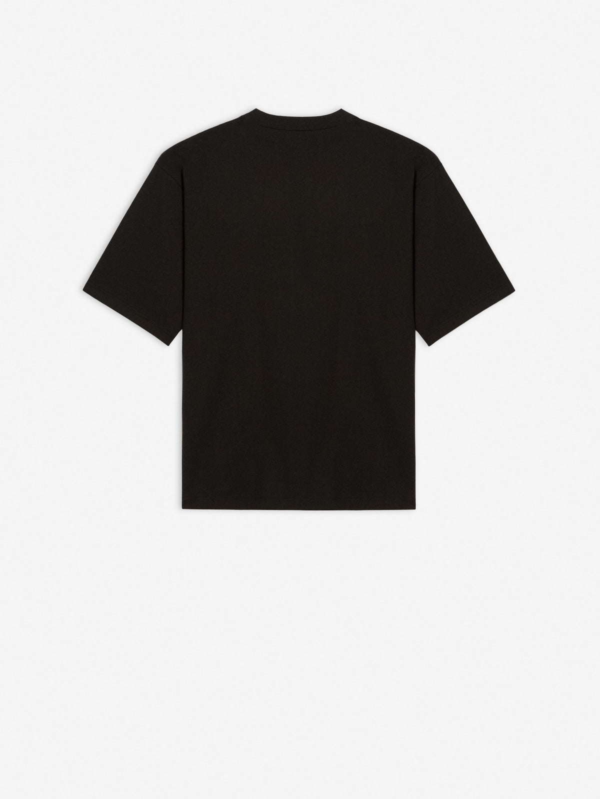 BALENCIAGA - X-Rated Large Fit T-Shirt - Black/Red