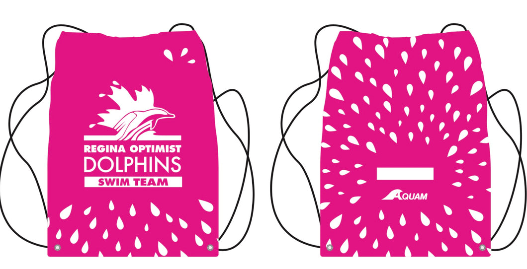 Equipment Bag (Pink Mesh Bag)