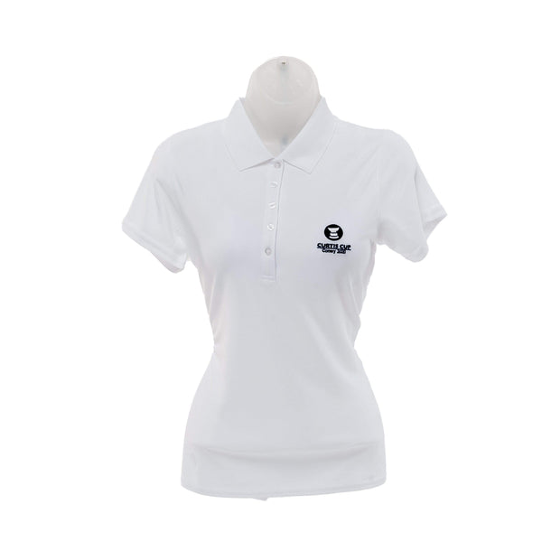 Glenmuir Ladies Performance Pique Polo Shirt - Curtis Cup 2020 - Conwy Golf Club