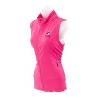 PING Ladies Eva Performance Vest Top - Curtis Cup 2020 - Conwy Golf Club