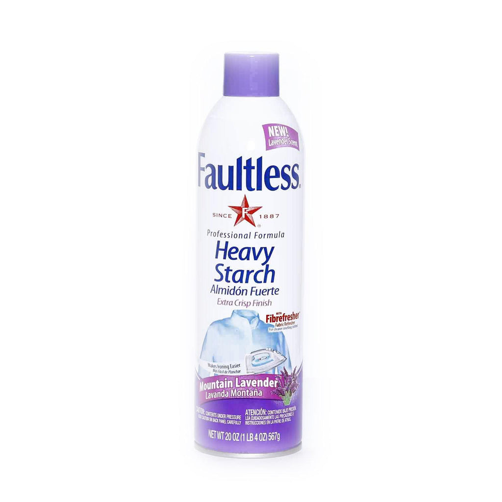 Faultless Heavy Clothing Starch
