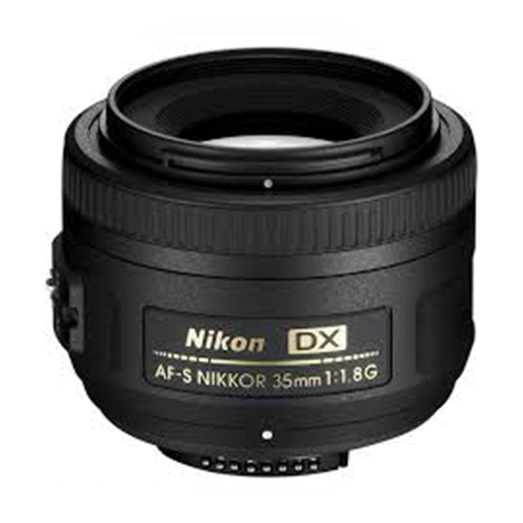 DX Nikkor 35mm f/1.8G lens