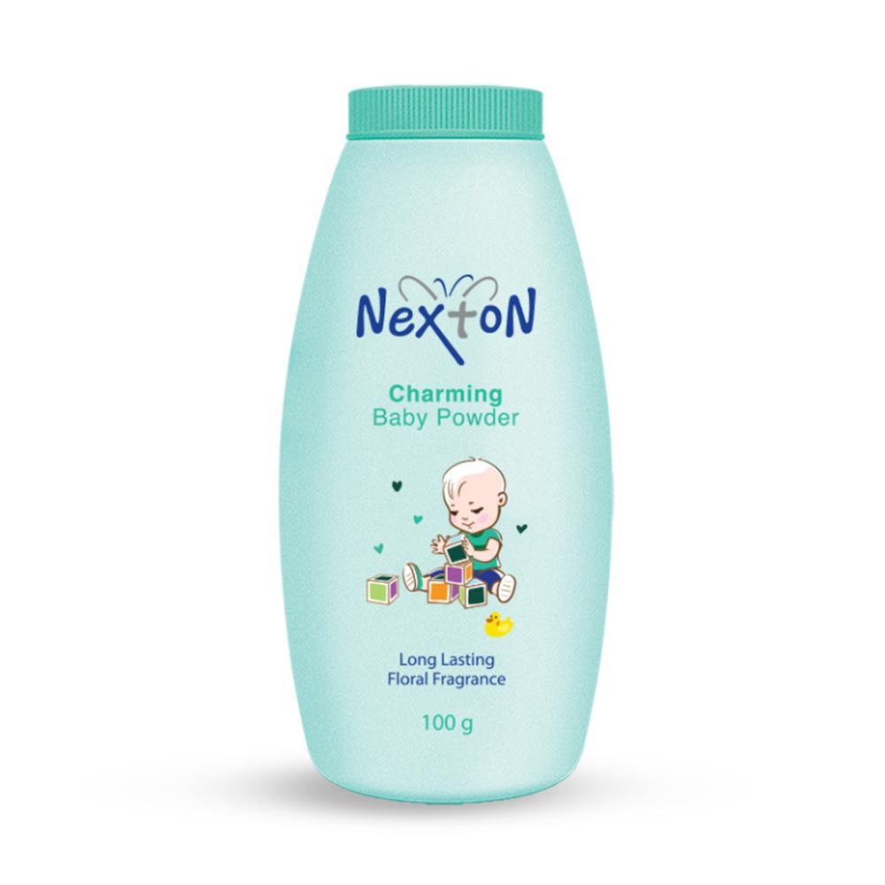 Nexton Baby Powder (Charming 100g) - shoppingtime.pk