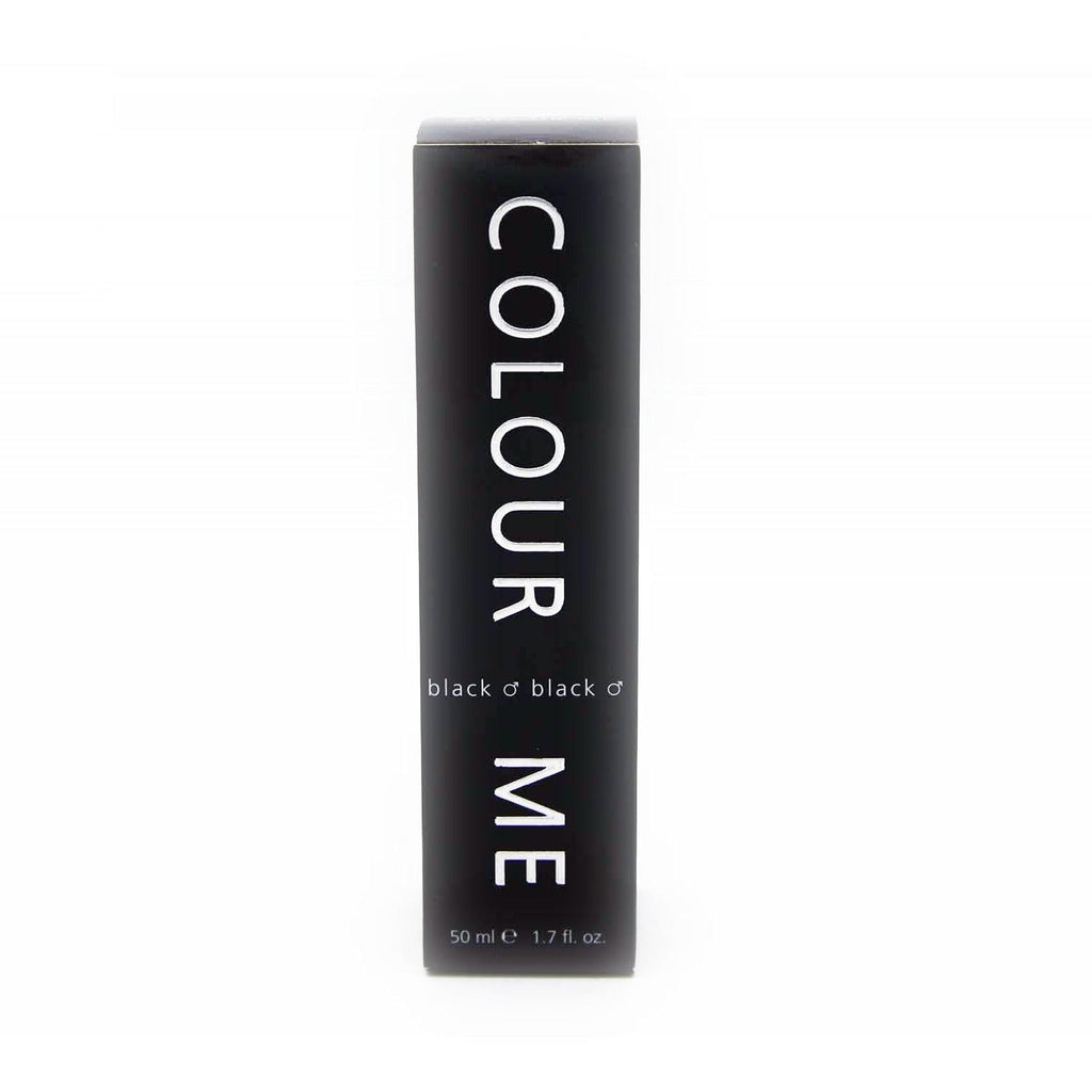 Colour Me Black Perfume