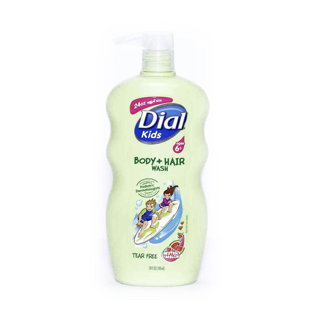 Dial Body & Hair Wash for Kids