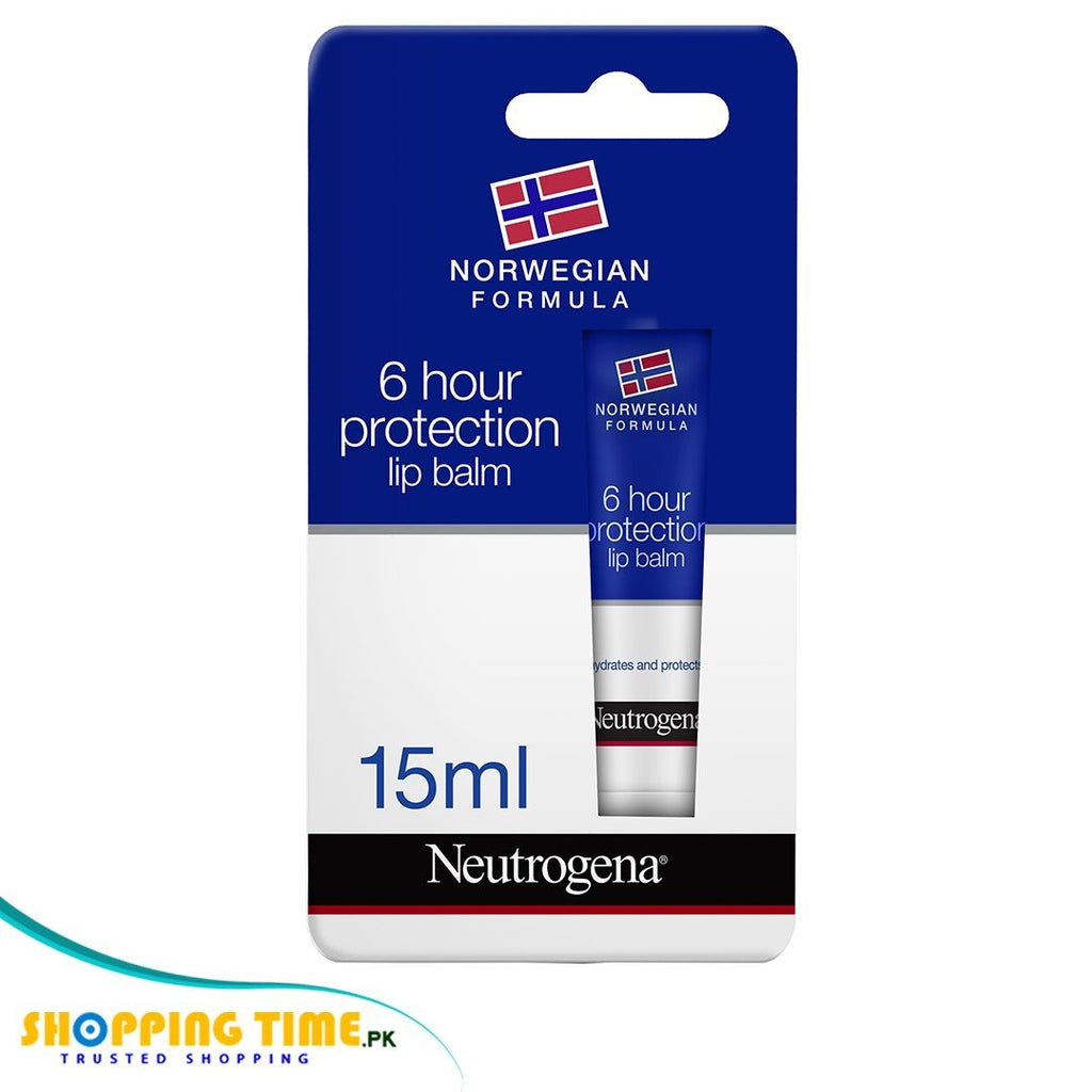 Neutrogena 6 hour protection lip balm