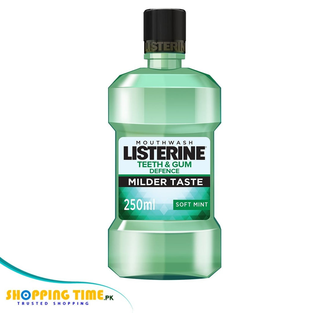Listerine Teeth & Gum Defense Mouthwash