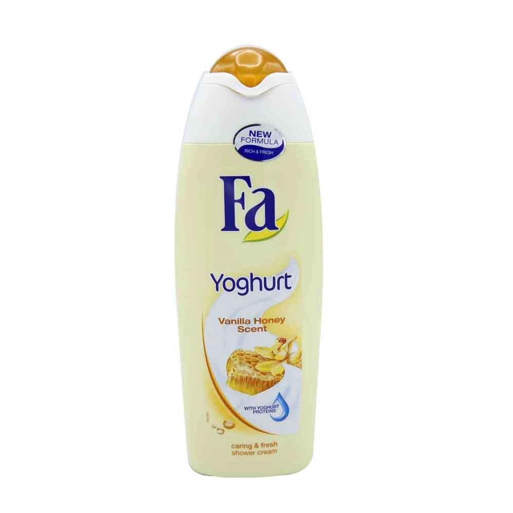 Fa Yoghurt Vanilla Honey Scent - shoppingtime.pk