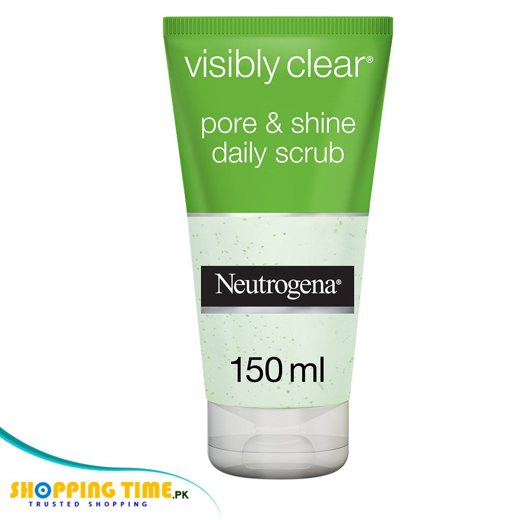 Neutrogena pore & shine Daily Scrub