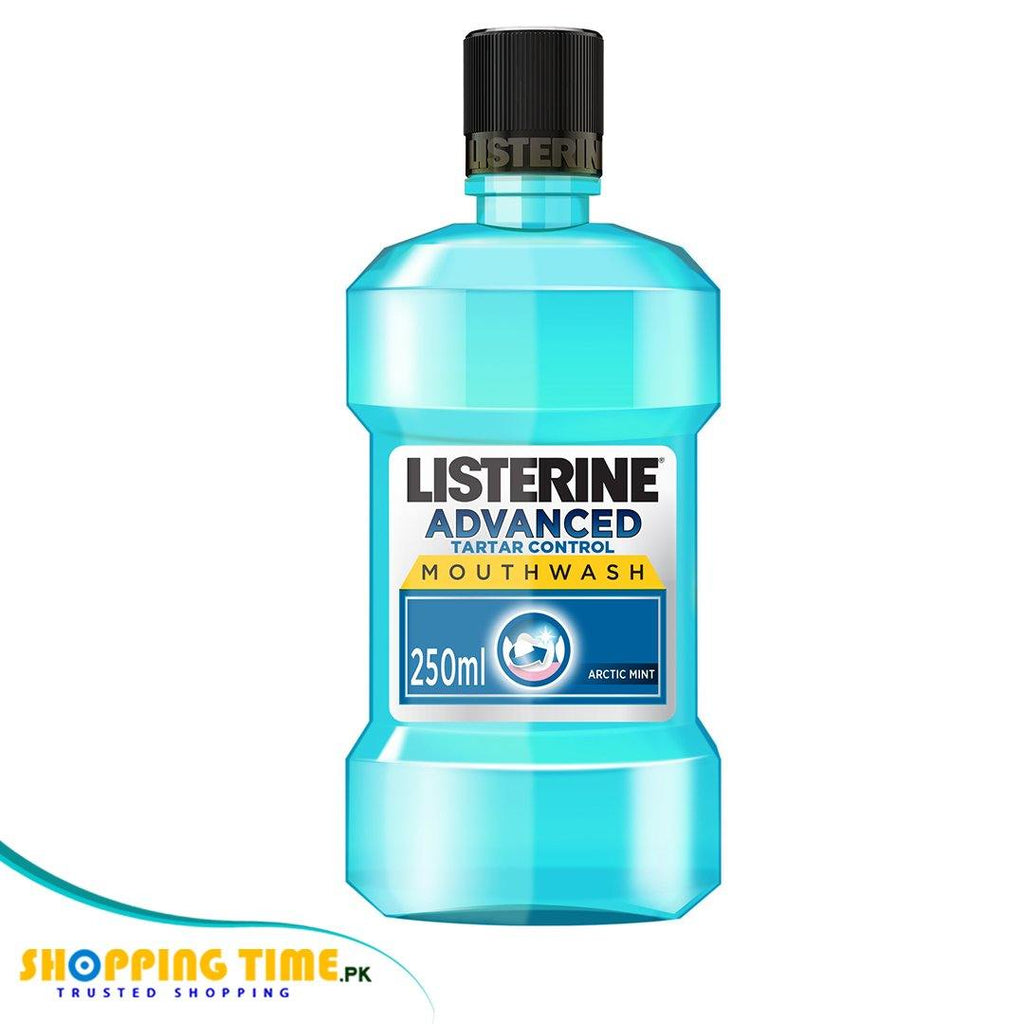 Listerine Advanced Tartar Control Mouthwash