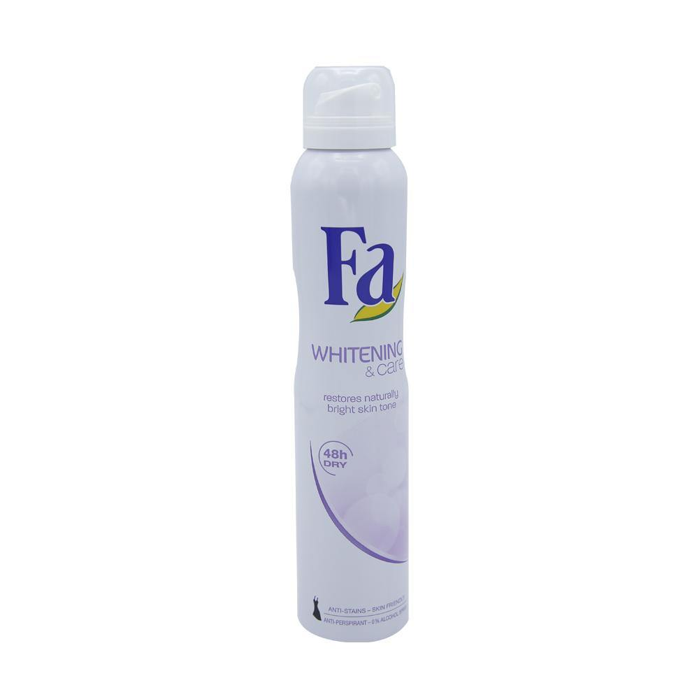Fa Whitening & Care deodorant - shoppingtime.pk