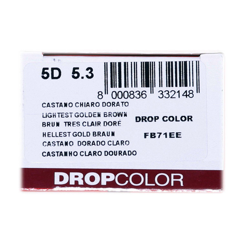 DIKSON Lightest Golden Brown 5.3 5D
