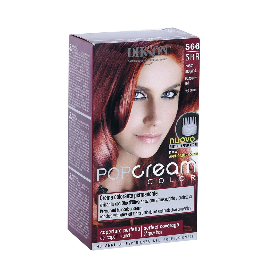 DIKSON Hair Color 5RR-566