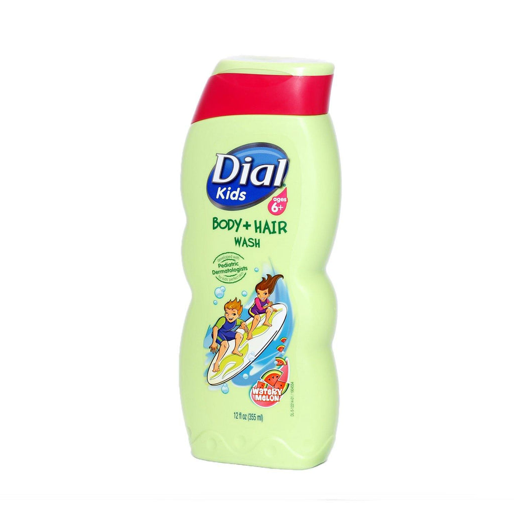 Dial Body and Hair Wash Water Melon