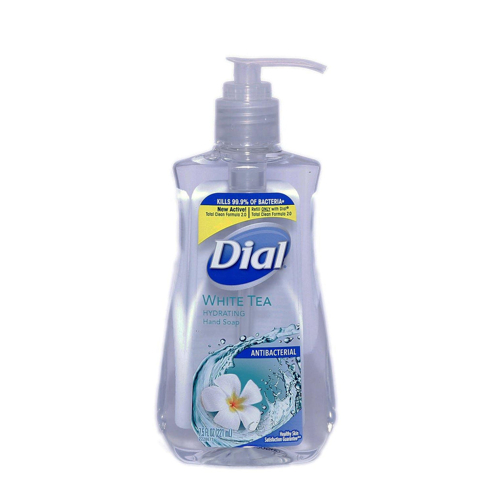 Dial White Tea Hydrating Hand Soap