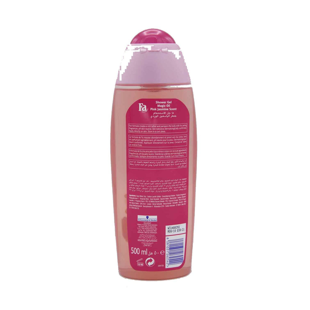 Fa Magic Oil Pink Jasmine Scent